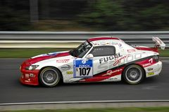 24h-Rennen Honda S2000