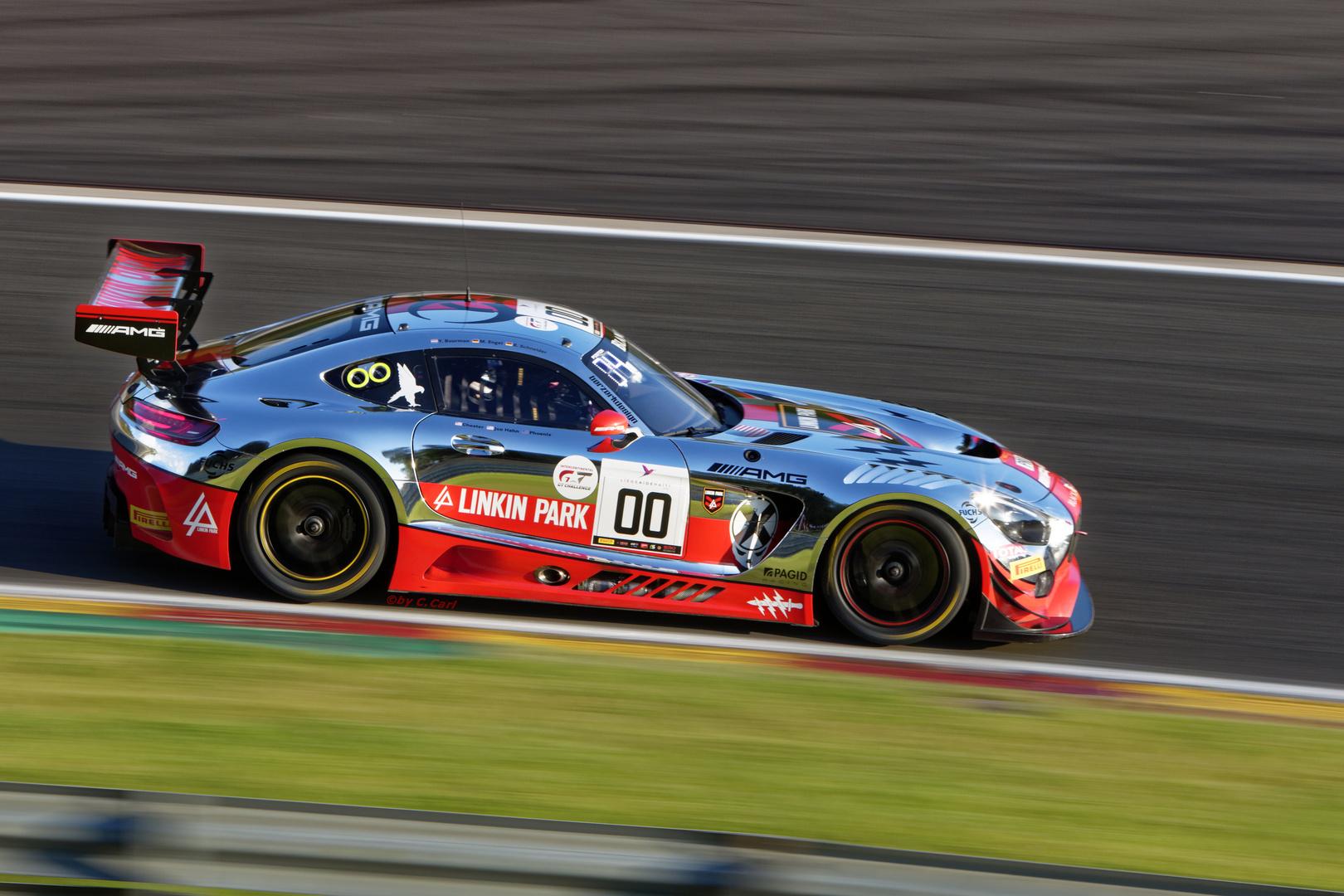 24H von Spa 2016 Qualifying #001