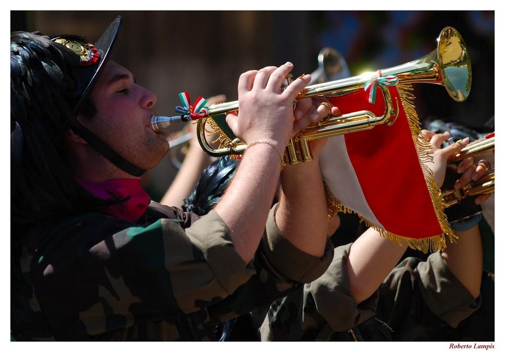 25 Aprile 2008 - Inno alla Brigata Sassari