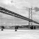 25 de Abril Bridge, Tagus river, Lisbon