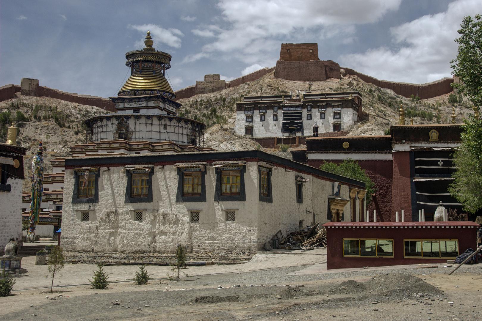 257 - Gyantse (Tibet) - Kumbum