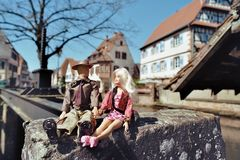 25_Ken u. Barbie in Wissembourg