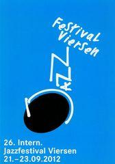 26. Int. Jazzfestival Viersen 2012.