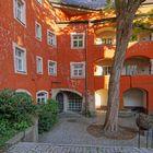 27. Innenhof