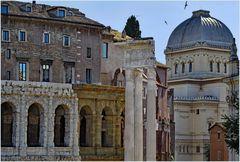 2800 ans d art et d histoire  s enchevêtrent ....à Rome...
