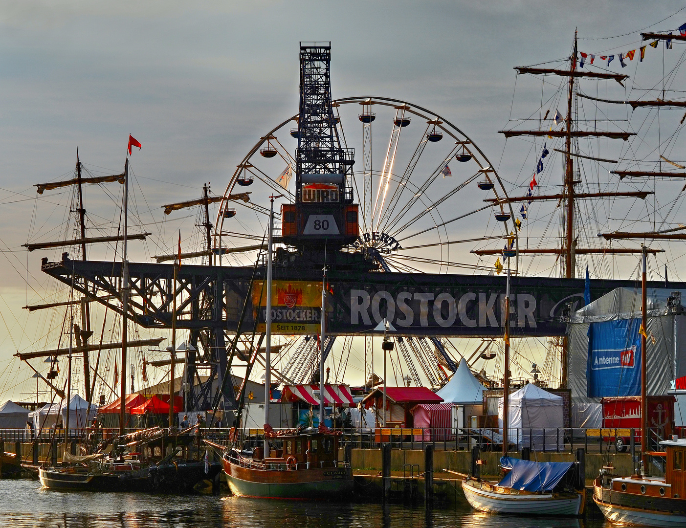29. Hanse Sail Rostock