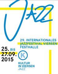 29. Int. Jazzfestival Viersen 2015