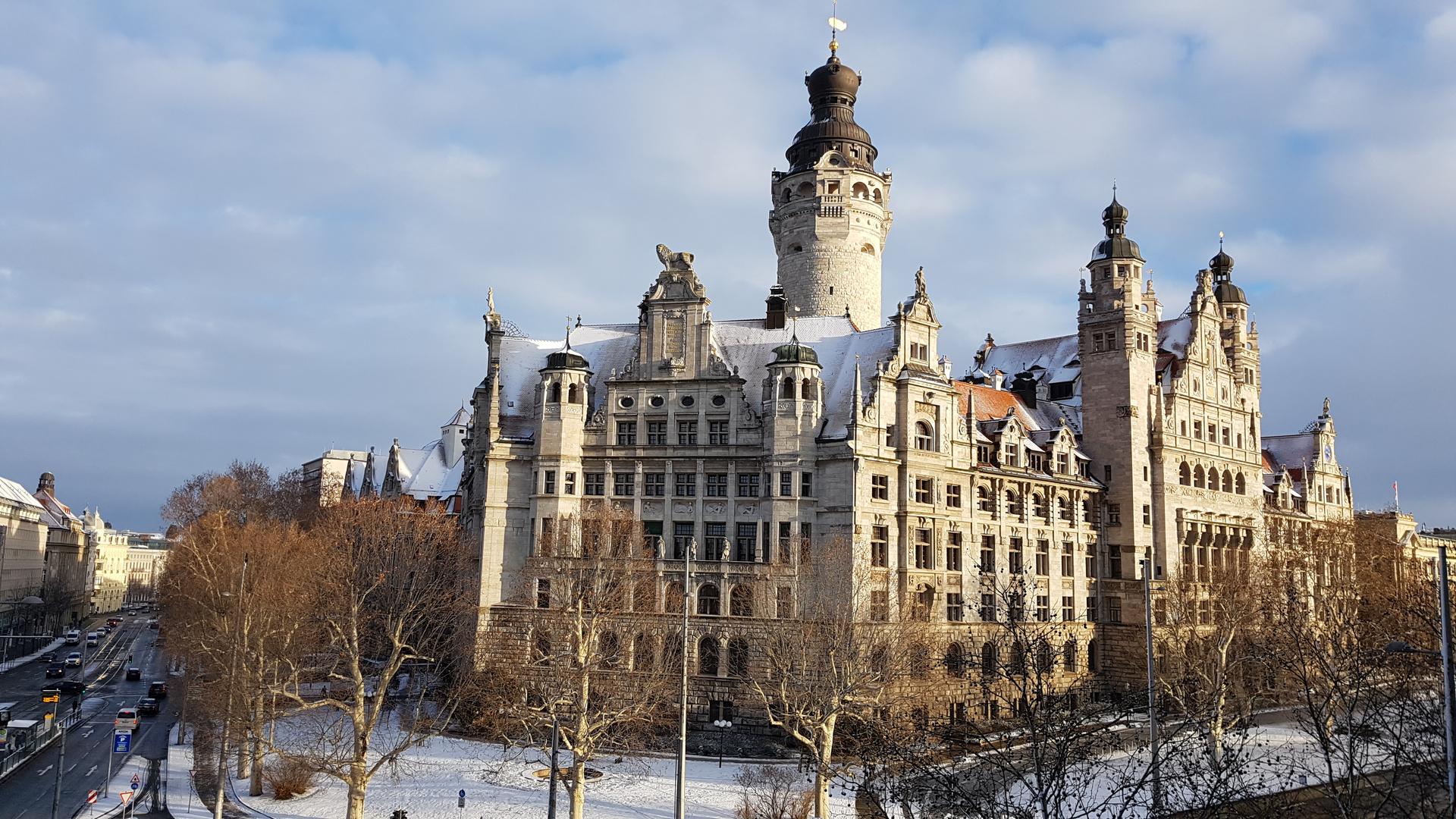 29.01.2019 Neues Rathaus