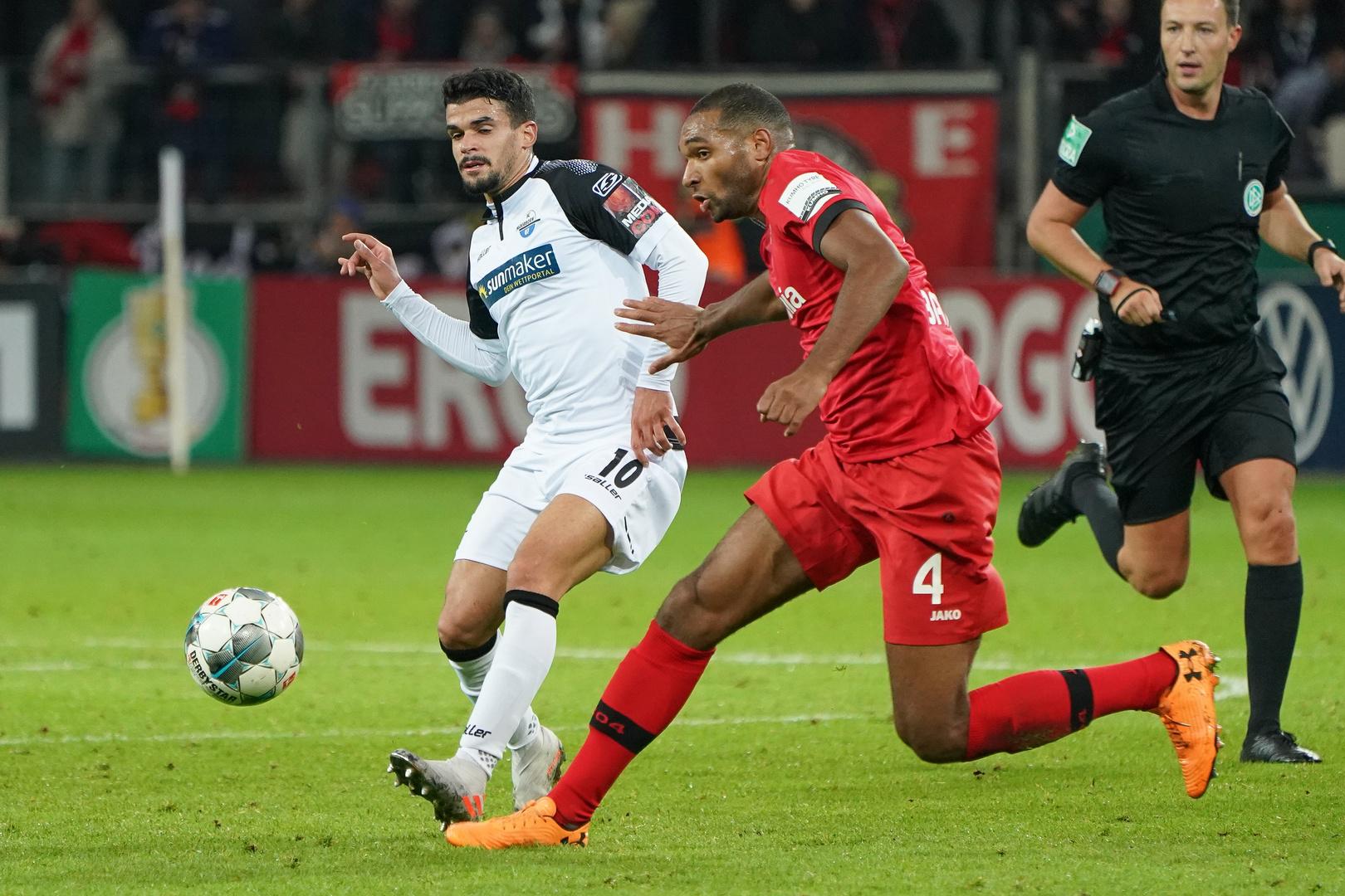 Dfb Pokal Leverkusen