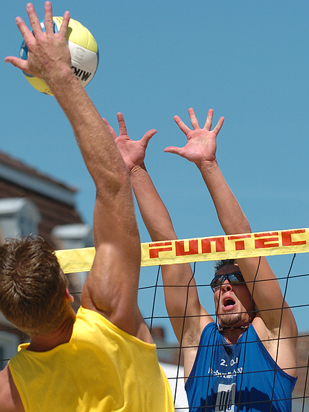 2.OLB-Beachvolleyball-Cup in Aurich