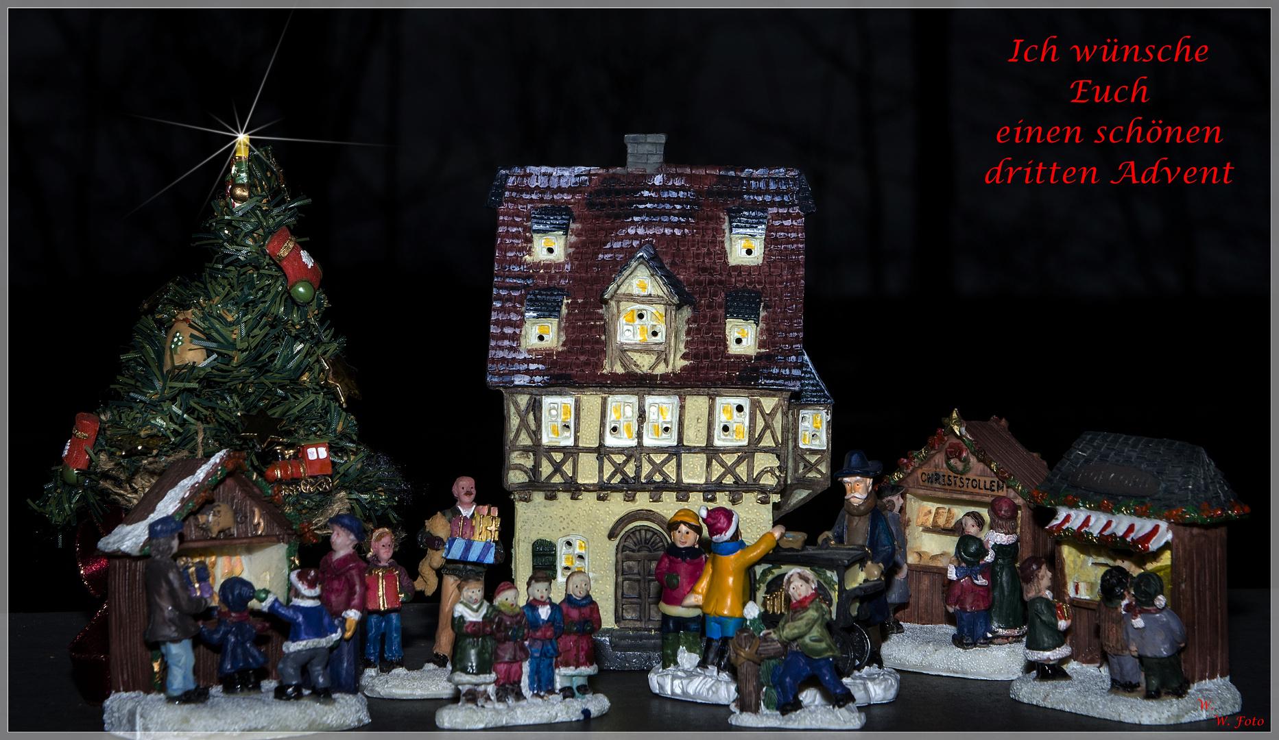 3 advent foto bild winter jahreszeit. Black Bedroom Furniture Sets. Home Design Ideas