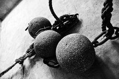 ... 3 balls ...