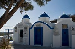 3 der kleinen Kapellen