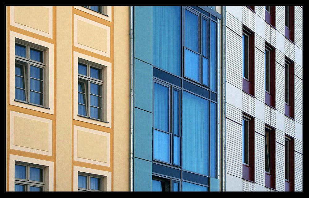 3 Fassaden