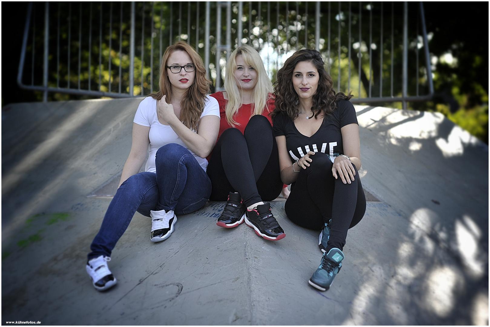 3 Freundinnen Bilder