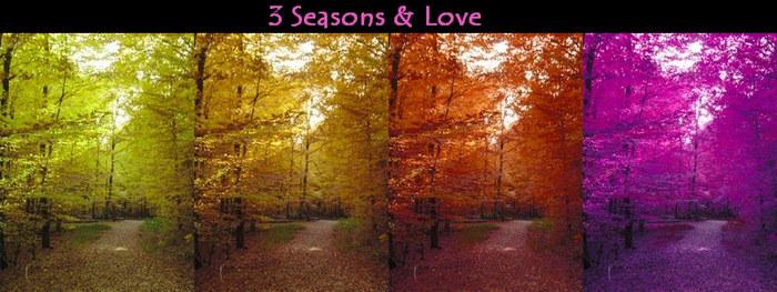 3 Jahreszeiten & Liebe