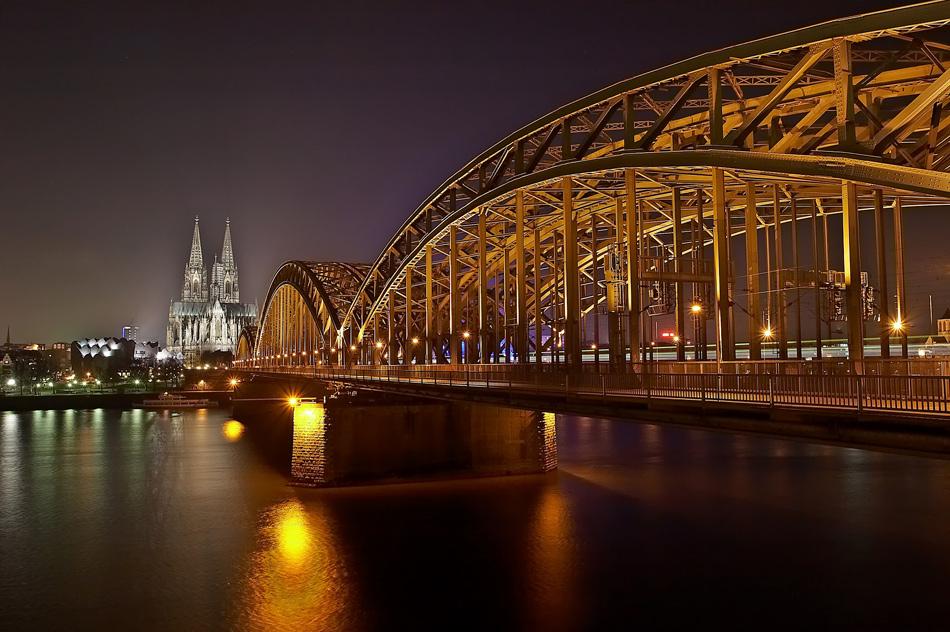 3 ~ Köln bei Nacht