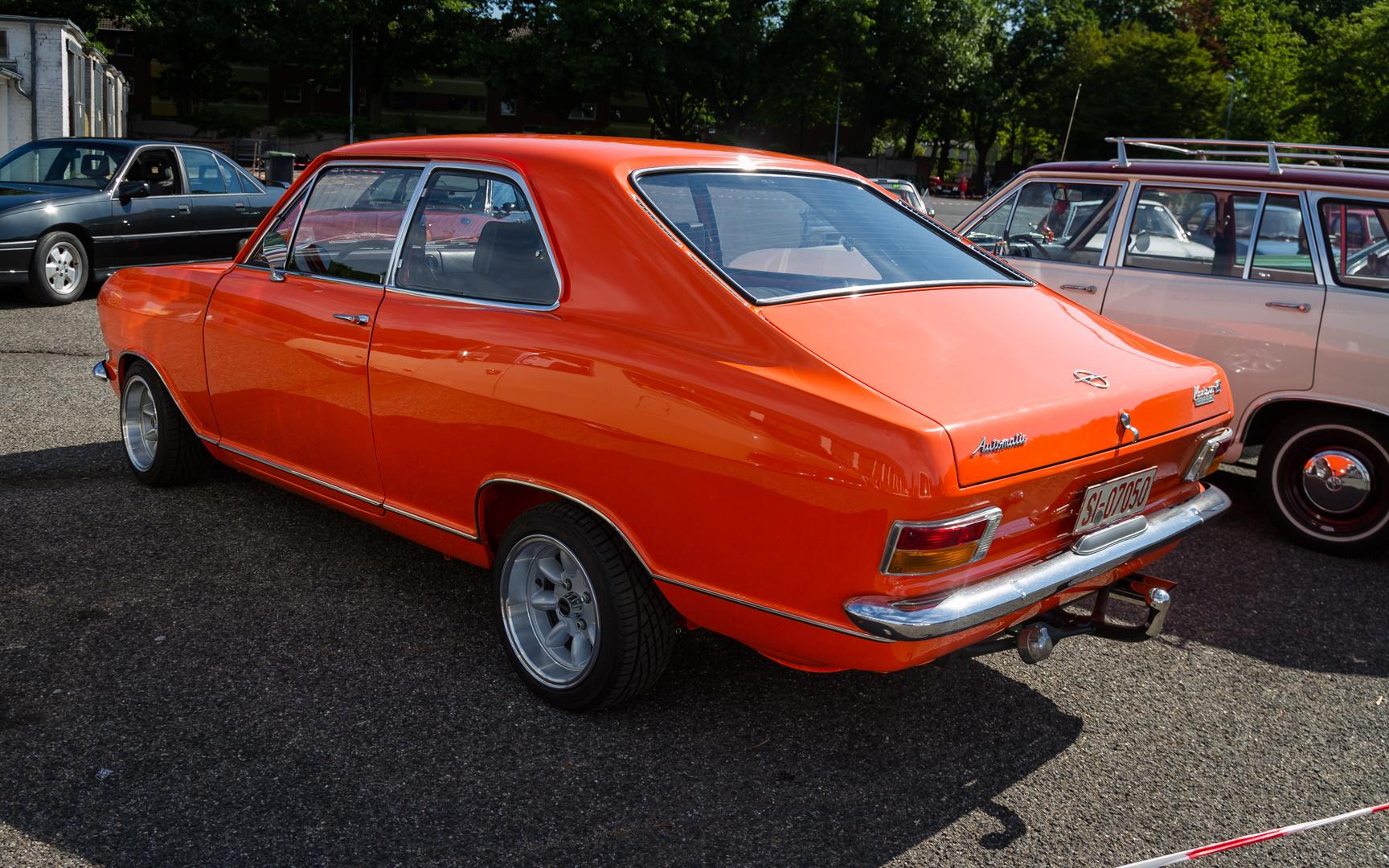 3. Opel Classic-Europatreffen-V40