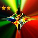 3 Sternchen warten auf ein SUPER Digiart-Bild