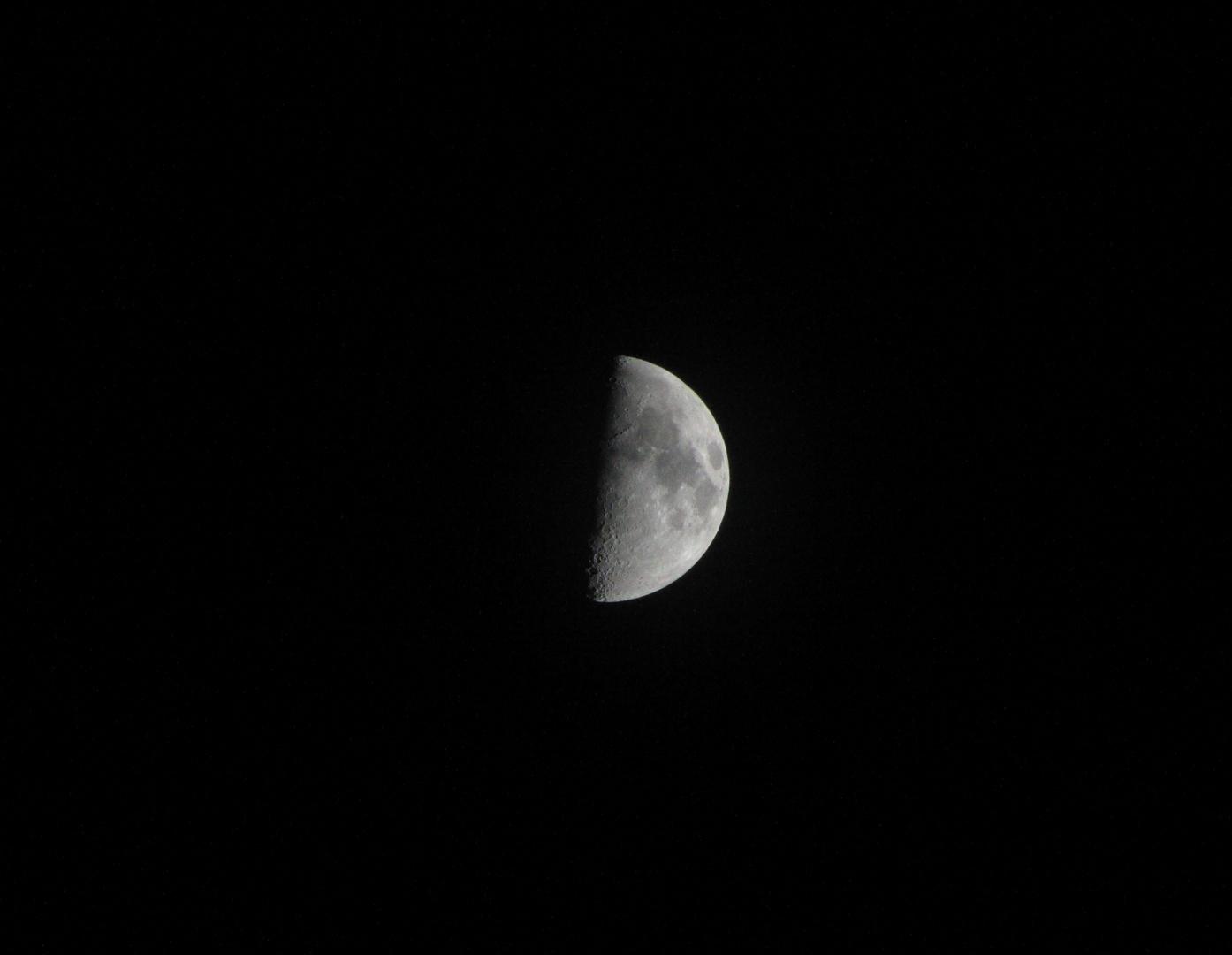 3 Versuch Mond