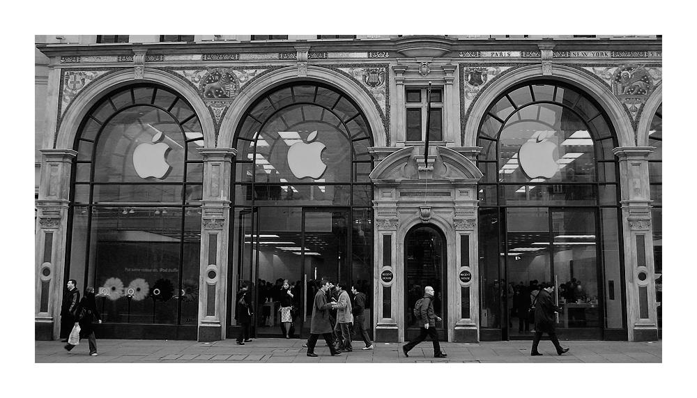 3 x apple