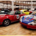 3 x Porsche
