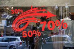 30 % - 50 % - 70 %