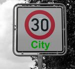 30 in der Stadt ?