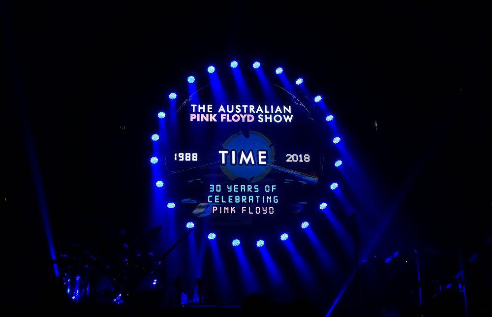 30 Jahre Australien Pink Floyd