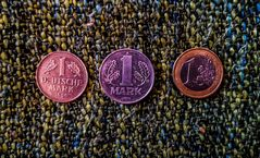30 Jahre Geld in Deutschland