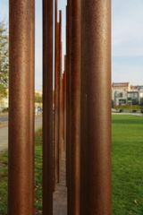 30 Jahre nach dem Mauerfall Gedenkstätte Bernauer Straße in Berlin