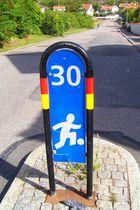 30 Zone nur für Deutsche?