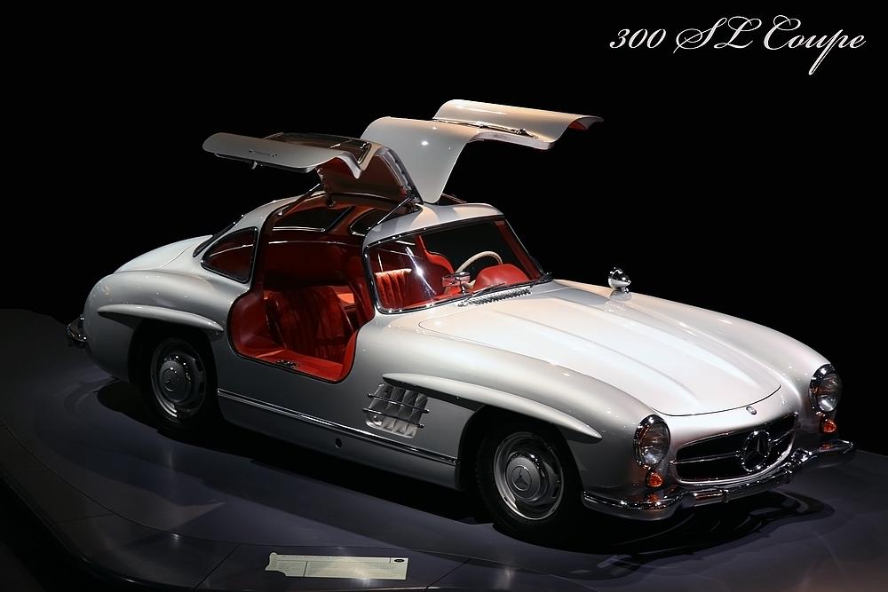 300 SL Coupe