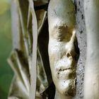31-Merkur-Skulptur am Planetenweg bei Ludwigsburg