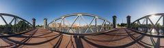 360°-Brückenpanorama