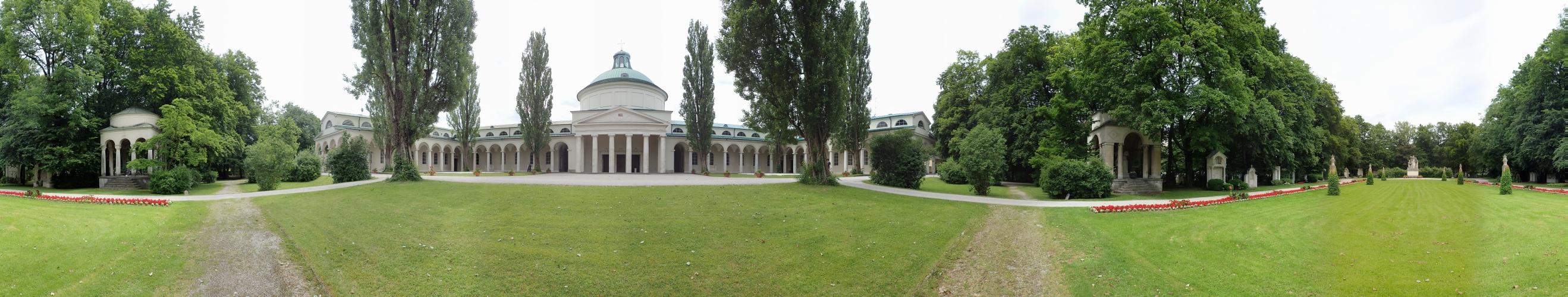 360 Grad am Ostfriedhof