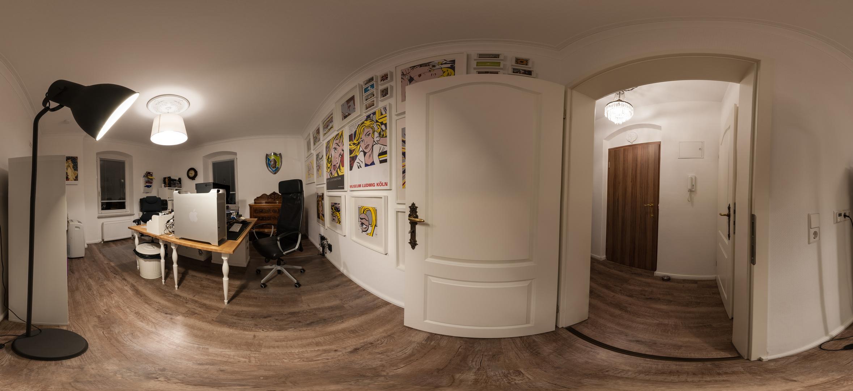 360-Grad-Panorama, Stuttgart