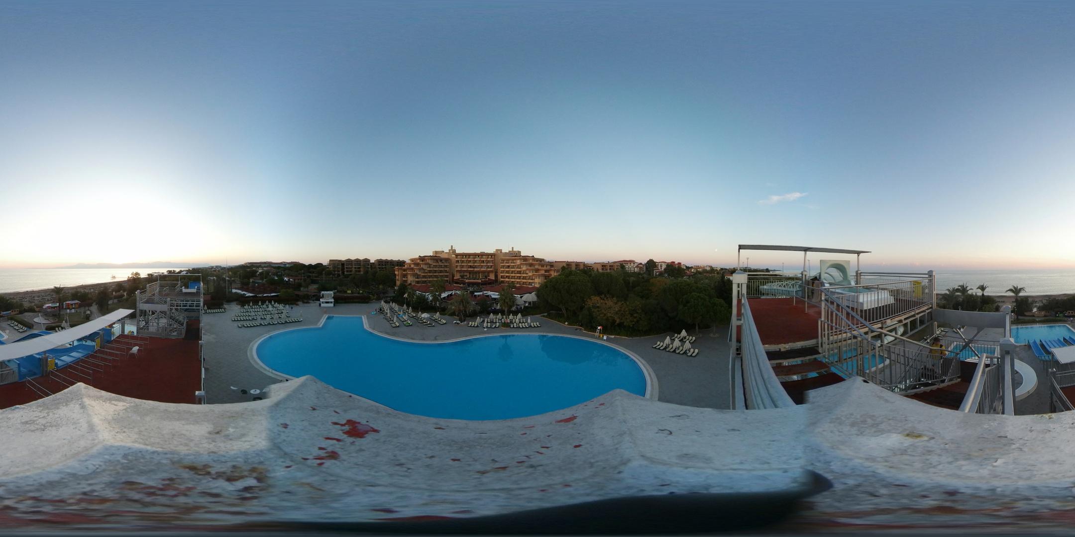 360° Panorama TUI Waterwolrd Antalya
