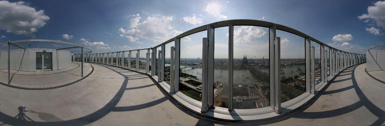 Aussichtsplattform Köln
