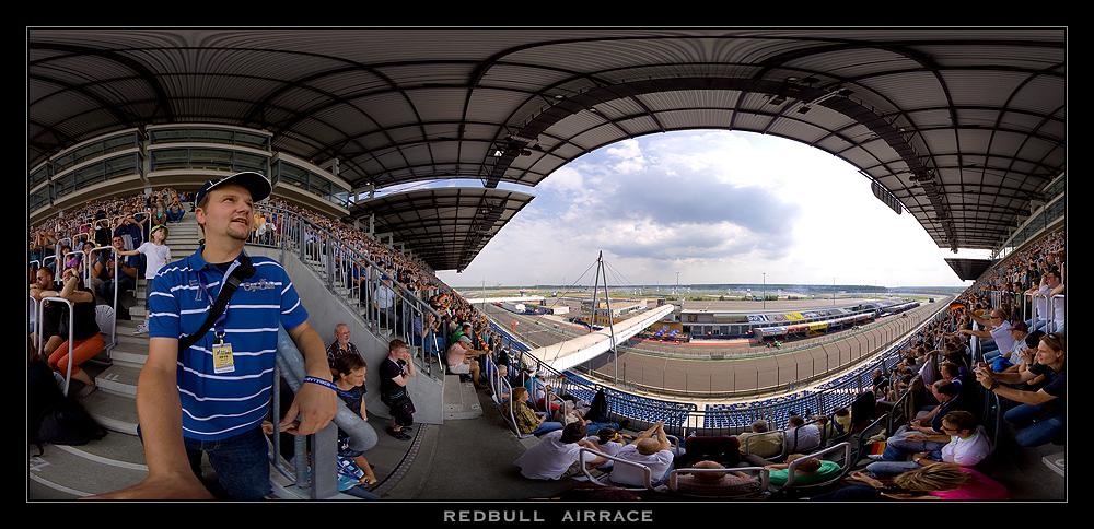 360° Redbull Airrace