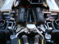 3,6l - V8 Biturbo