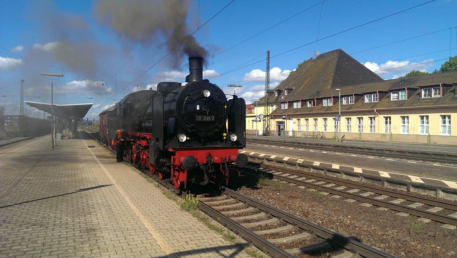 38 2267 Auf dem weg nach Heilbronn