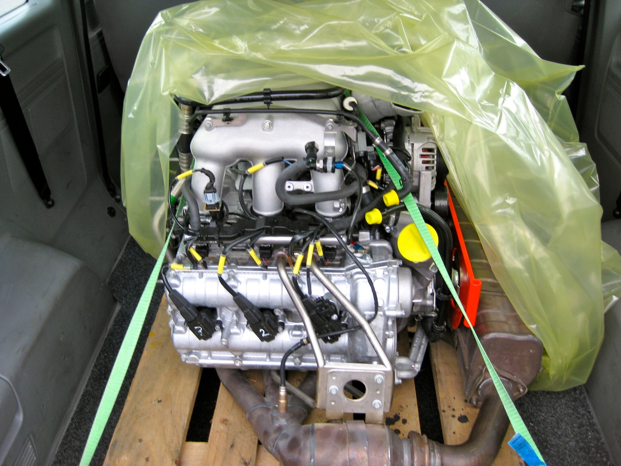 3.8 Liter - made in Germany