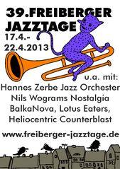 39. Freiberger Jazztage 2013