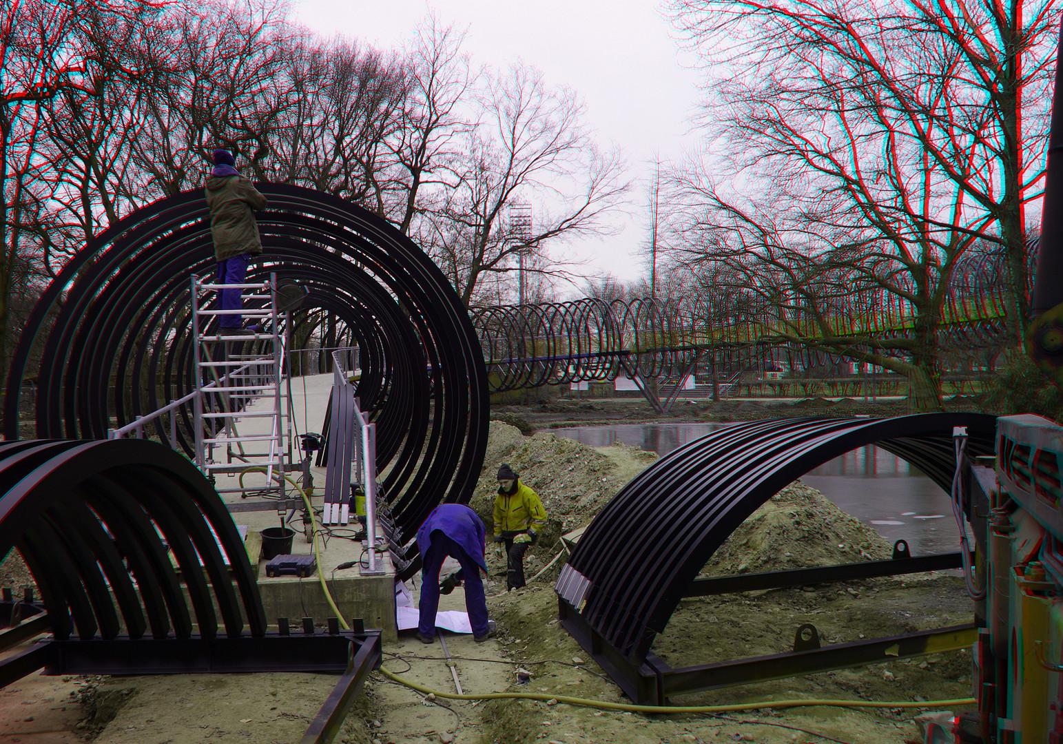 3D Brückenbau ...