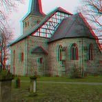 3D Dorfkirche in Bochum-Stiepel ...