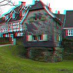 3D Zollhaus in Hattingen / Ruhr ...