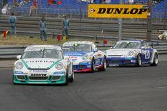 3mal Porsche und Dunlop auf den Norisring 2008