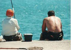 4 - 2 - Valletta - The fishermen