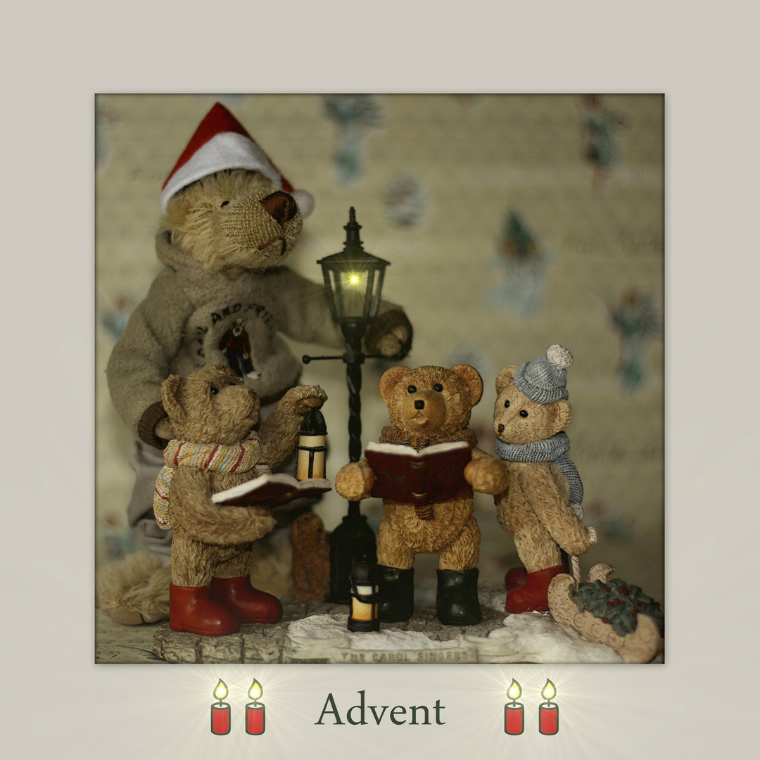 4. Advent / Frohe Festtage